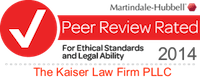 Peer Review Rated Badge
