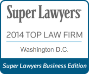 Super Lawyers - 2014 Top